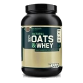 NATURAL 100% OATS & WHEY 3 LB